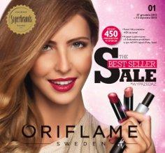 katalog 1/2013 Oriflame