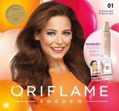 katalog 1/2014 Oriflame
