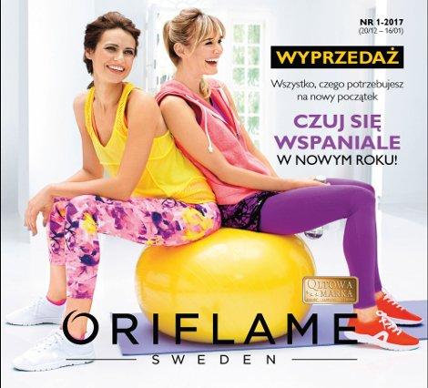katalog 1/2017 Oriflame