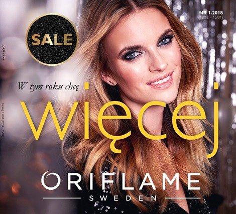 katalog 1/2018 Oriflame