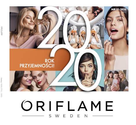 katalog 1/2020 Oriflame