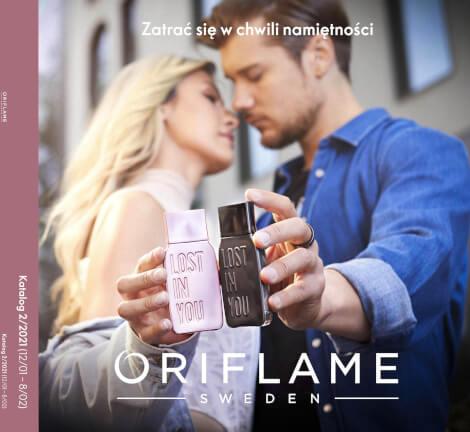 katalog Oriflame 1 2021