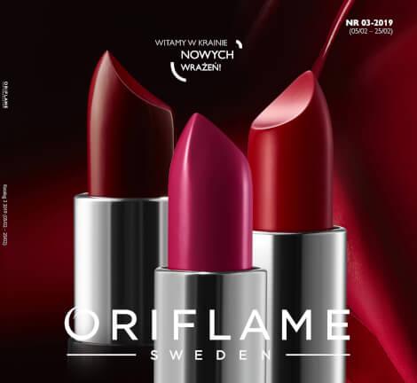 katalog Oriflame 3 2019