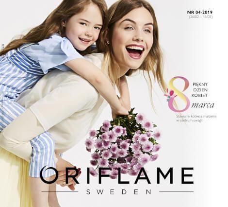 katalog Oriflame 4 2019