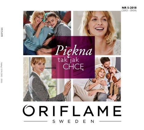 katalog 5/2018 Oriflame