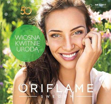 katalog Oriflame 6 2017