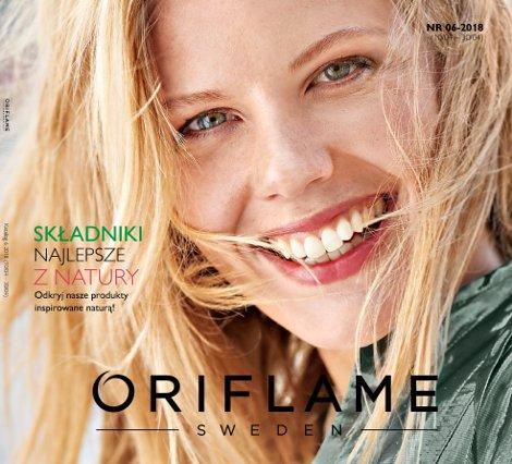 katalog 6/2018 Oriflame
