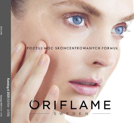 katalog Oriflame 6 2021