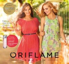 katalog 7/2013 Oriflame