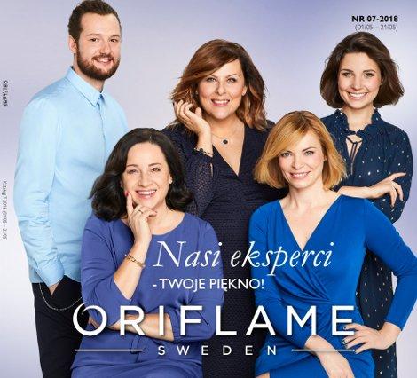 katalog 7/2018 Oriflame