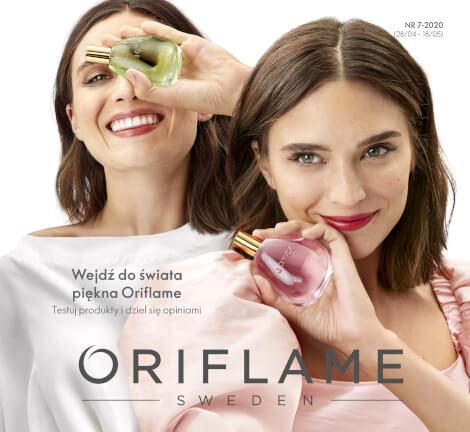 katalog 7/2020 Oriflame