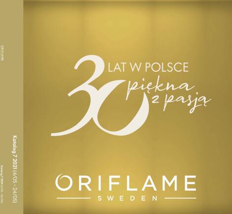 katalog Oriflame 7 2021