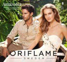 katalog 8/2012 Oriflame