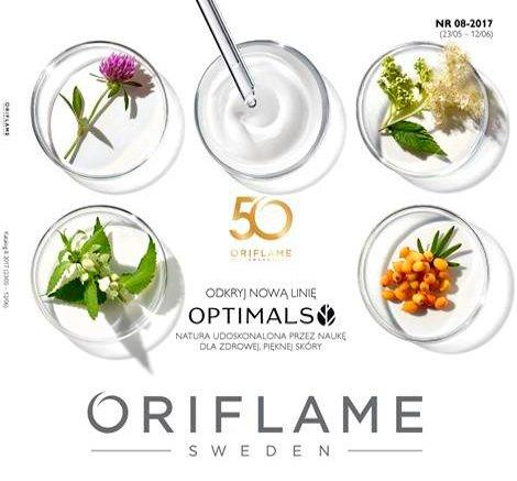 katalog 8/2017 Oriflame