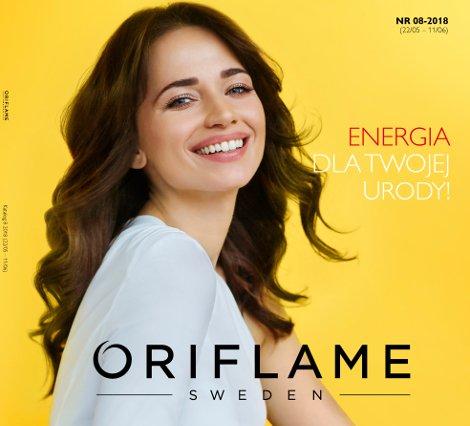 katalog 8/2018 Oriflame