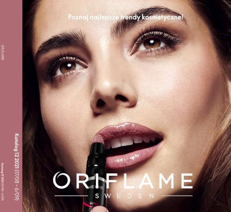 katalog Oriflame 12 2021