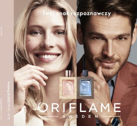 katalog Oriflame 15 2021