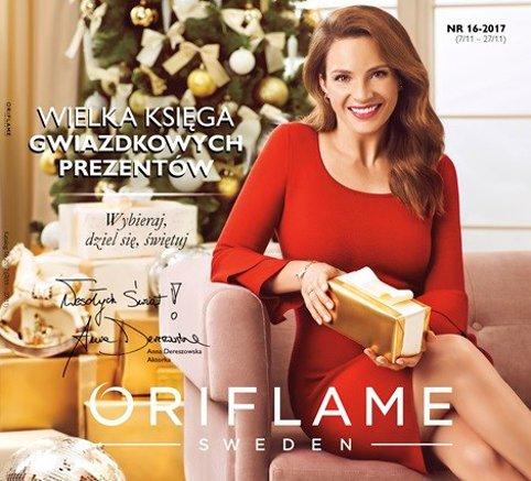 katalog 16/2017 Oriflame